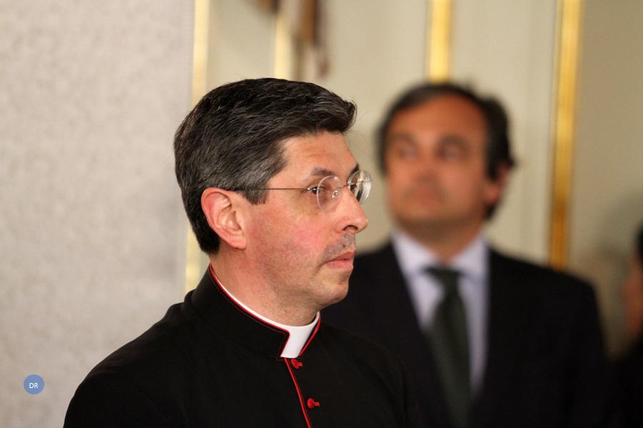 """""""Três bispos do Século XXI"""" lançado em São Jorge"""