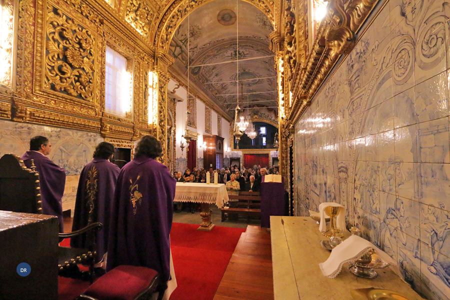 Ouvidorias de São Miguel envolvidas na Novena dos Espinhos no Santuário do Santo Cristo