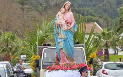 Paróquia das Furnas celebra padroeira da igreja paroquial no dia 4 de fevereiro