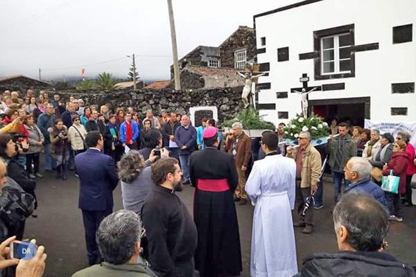 Bispo de Angra diz que exemplo dos antepassados deve ser uma interpelação à vida do presente