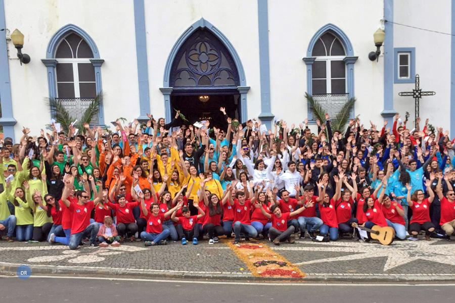 Jovens da ilha Terceira aderem em massa ao Dia Mundial da Juventude