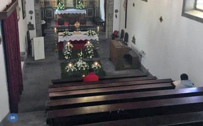 Seminário celebra Sagrado Lausperene antecipando 24 horas com o Senhor