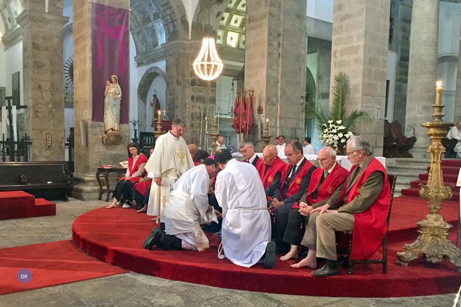"""A Eucaristia é o """"centro da atividade evangelizadora"""" da comunidade cristã, diz bispo de Angra"""