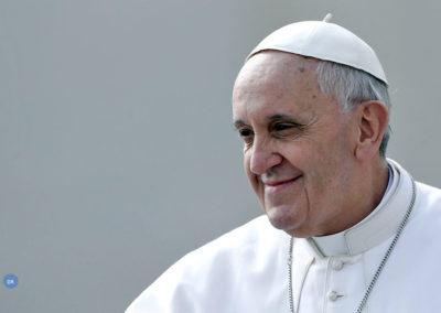 Cinco anos de Pontificado de Francisco