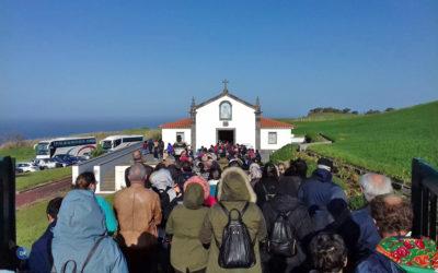 Paróquias dos Arrifes em peregrinação à Senhora do Pranto no Nordeste
