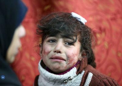 Mundo em alerta máximo com o agudizar do conflito na Síria depois dos bombardeamentos desta madrugada