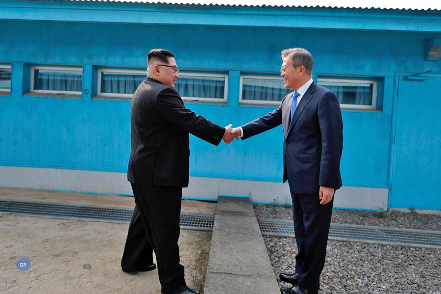Papa saúda sucesso da cimeira entre Coreias e pede orações pela Síria