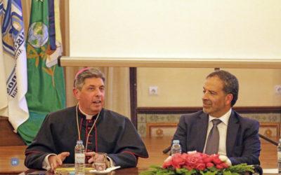 A diplomacia da Santa Sé está sempre ao serviço da humanidade e da dignidade humana, não de interesses de território ou militares