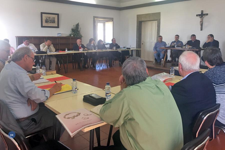 """Bispo de Angra espera que o Conselho Presbiteral encontre """"as melhores soluções"""" para cada um dos desafios pastorais na área social, juvenil e formativa"""