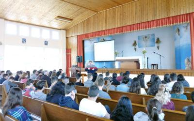 Ouvidoria da Ribeira Grande e Secretariado Bíblico da ilha de São Miguel promovem encontro vocacional a partir da Bíblia