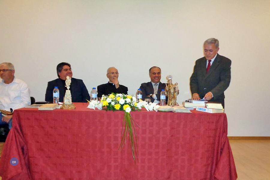 Lançamento de dois livros da autoria do Pe. Manuel Garcia da Silveira