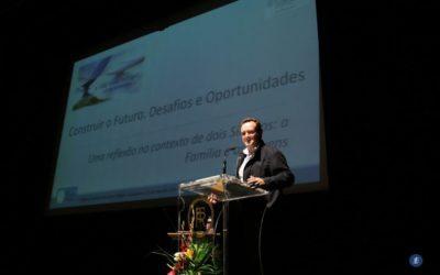 """Igreja tem de olhar para a família como """"sujeito de pastoral"""" e não """"apenas como destinatária"""" das suas ações, diz Juan Ambrósio"""
