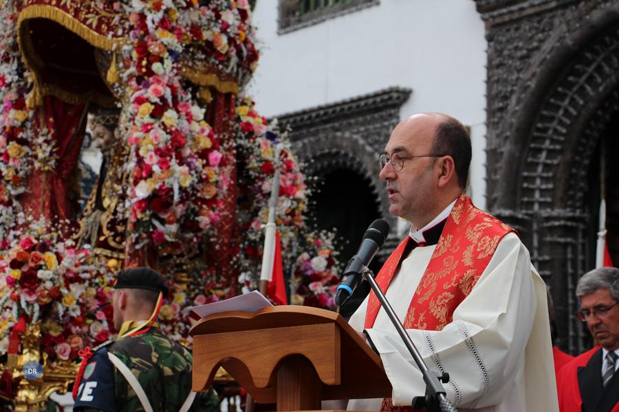 """Vigário Geral da diocese de Angra convida peregrinos à santidade lembrando que """"é para todos"""" desde que vivam """"em união"""" com Cristo"""