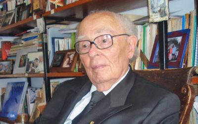 Faleceu o ex seminarista mais velho da diocese de Angra