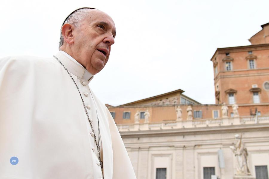 """A indiferença mataâ€, afirma o Papa Francisco"