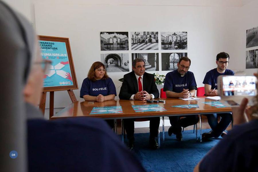 Congresso Diocesano desafia Jovens católicos açorianos a formar uma única igreja partir das diferentes realidades de ilha