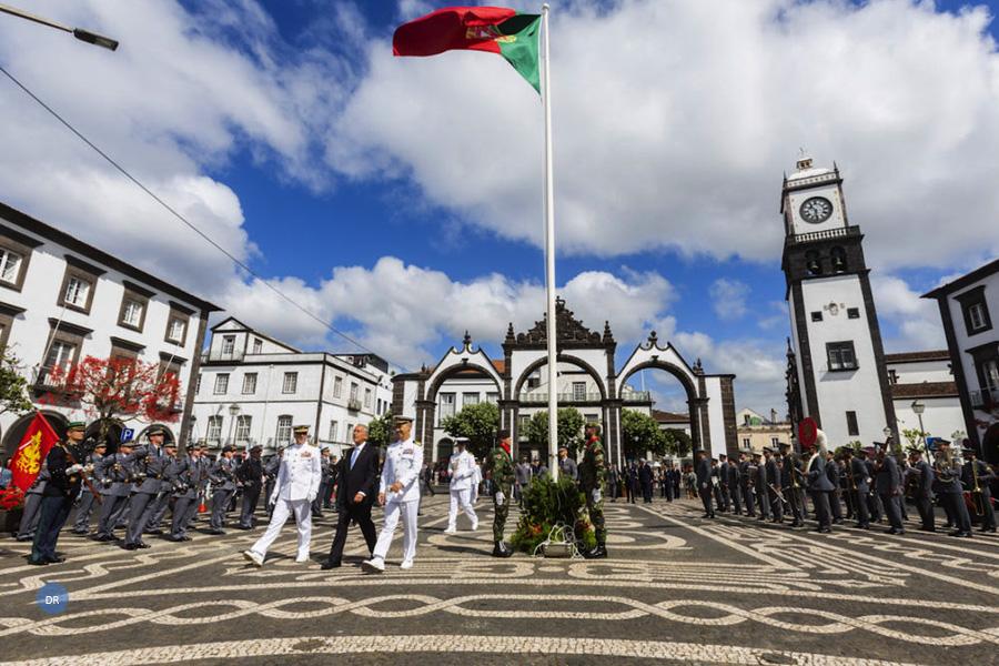 Bispo de Angra alegra-se com comemorações do Dia de Portugal nos Açores e na diáspora açoriana