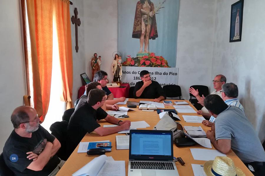 Sacerdotes do Pico recebem formação sobre declaração de nulidade do matrimónio