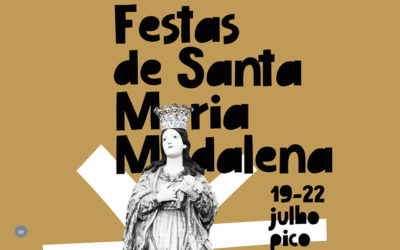 Festas de Santa Maria Madalena começam esta sexta feira no Pico