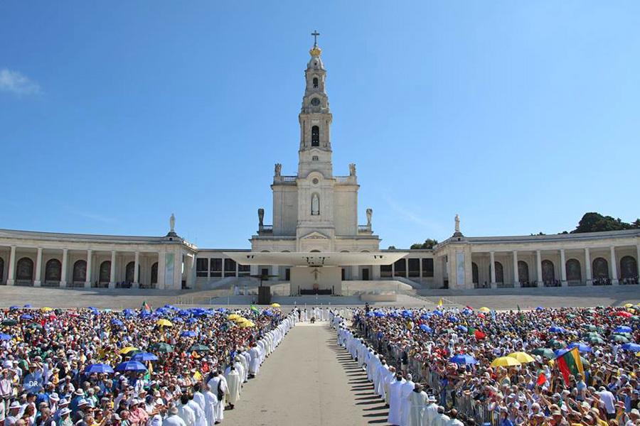 Peregrinação nacional das escolas católicas ao santuário de Fátima