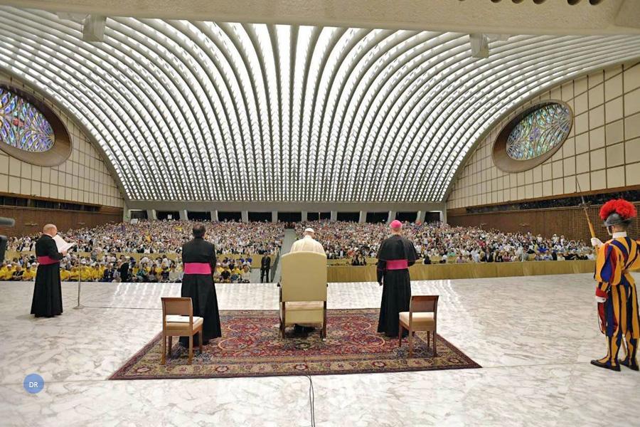 Papa rejeita religiosidade de «faça você mesmo»