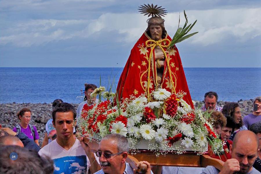 Fajã do Santo Cristo em festa no primeiro fim de semana de setembro