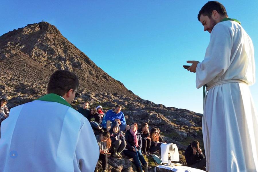 Jovens continentais fazem experiência nos Açores através da evangelização