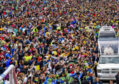 Irlanda: uma visita marcada pela busca de «perdão» e pela esperança na «renovação» da Igreja Católica