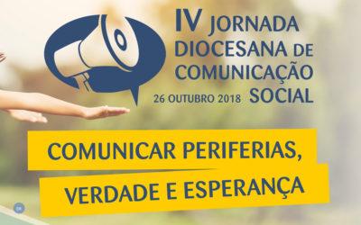 """Jornada Diocesana: """"Será uma oportunidade para discutirmos caminhos conjuntos de comunicação"""""""