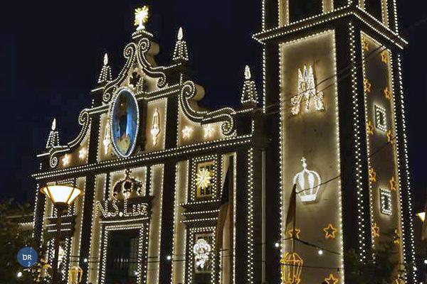 Festas de Nossa Senhora da Luz nos Fenais da Luz celebram a natividade