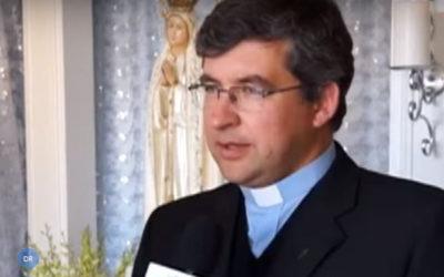 Mudança de Reitor no santuário de Nossa Senhora dos Milagres na Serreta