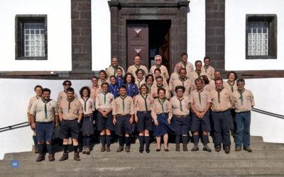 Graciosa recebeu Conselho Regional da Junta dos Açores do Corpo Nacional de Escutas
