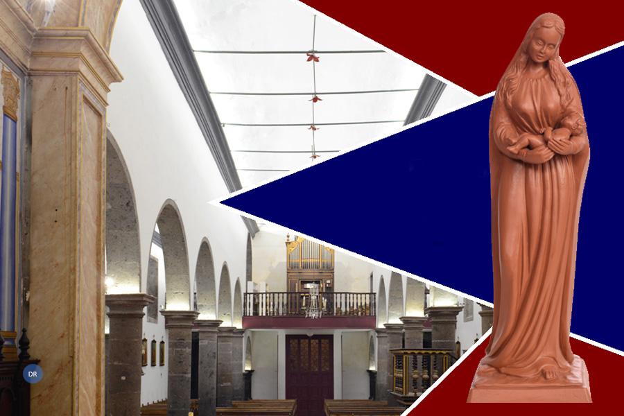 Coleção visitável da Lagoa associa-se à comemoração do dia dos bens culturais da igreja