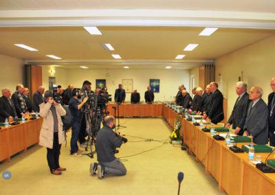 Presidente da CEP propõe ação missionária da igreja em todos os campos socioculturais