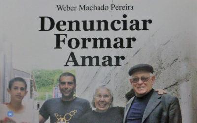 Livro de Monsenhor Weber Machado sublinha importância da luta contra a pobreza