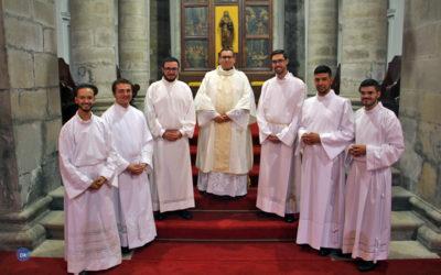 Diocese vive ordenação de novo sacerdote