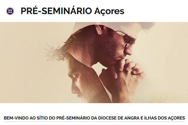 Equipa diocesana da Pastoral das Vocações cria sítio online para o Pré-Seminário Açores