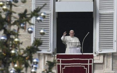 """Papa pede """"gestos concretos de reconciliação"""""""