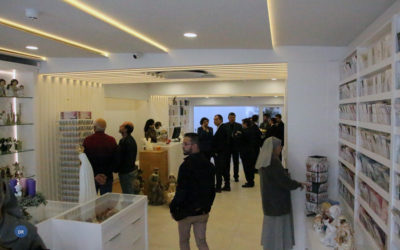 Nova livraria diocesana em Angra quer contribuir para a vida cultural da cidade património