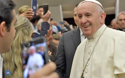 Papa inicia ciclo de catequeses sobre o Pai-Nosso