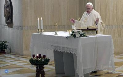 Papa convida a «purificar a fé» nas semanas que antecedem o Natal