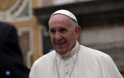 Papa recebeu presidente da Microsoft