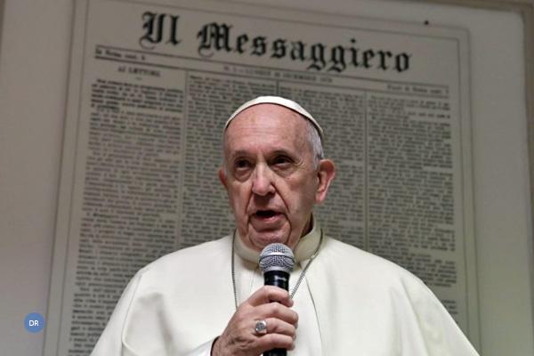 Papa diz que oração tem «sempre» resposta e convida católicos a ter coragem diante de Deus