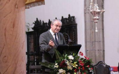 """""""O Cristianismo é de todos os tempos"""", afirma teólogo Jorge Teixeira da Cunha"""