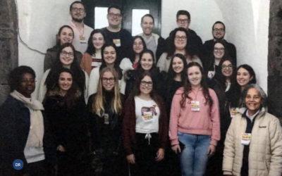 """Retiro """"Jovem vem dar cor à tua vida"""" reuniu 13 jovens da ouvidoria dos Fenais de Vera Cruz"""