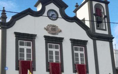 Paróquia de Santa Margarida do Porto Martins celebra bodas de prata
