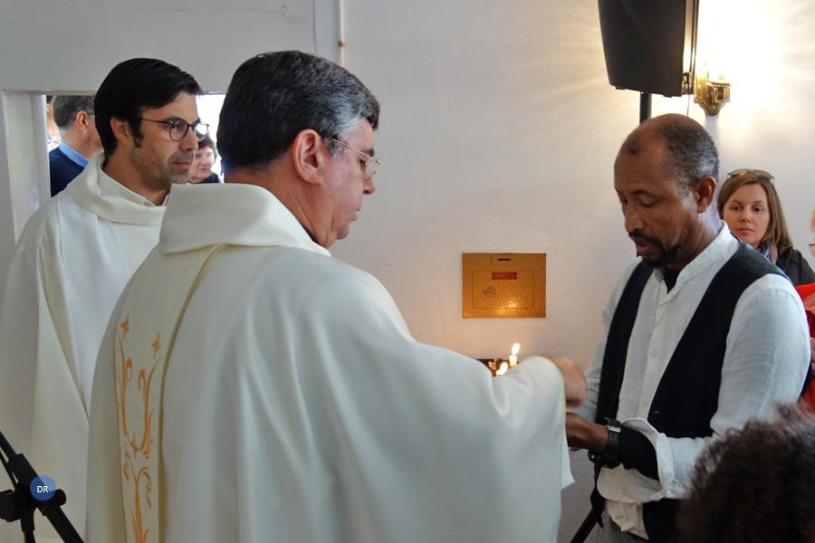 D. João Lavrador prossegue visita pastoral à ilha de Santa Maria
