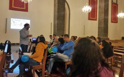 I Shalom Diocesano encerra primeiras duas etapas das I Jornadas Diocesanas de Pastoral Juvenil