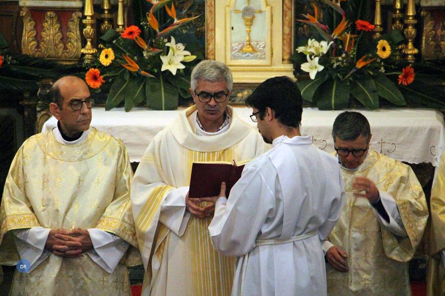 Ouvidor da Praia da Vitória desafia seminaristas a beberem do exemplo de humildade de São Tomás de Aquino