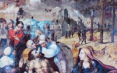 """Painel """"Lamentação sobre Cristo Morto"""" classificado como bem móvel de interesse público"""